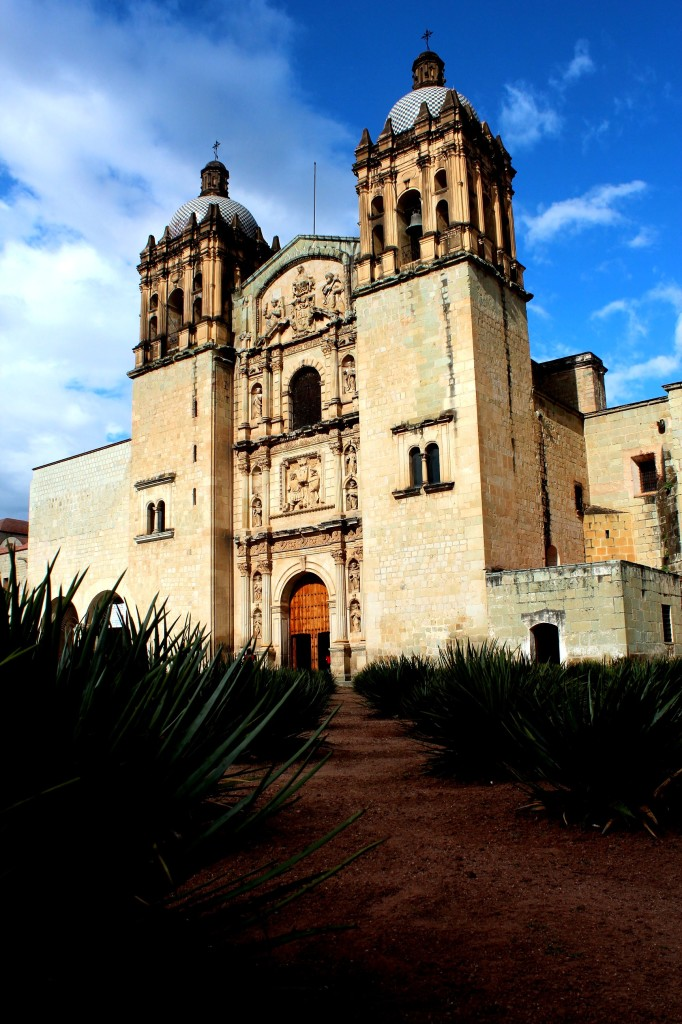 Oaxaca is rich in history of all kinds.