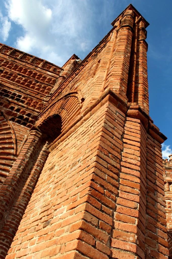 """The one of a kind 16th century fountain structure , """"La Pila"""" on the plaza in Chiapa de Corzo."""