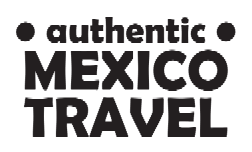 Authentic Mexico Travel logo