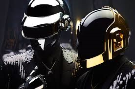 Daft Punk served up some serious Mexican beat last night at the Grammys- Photo from Billboard.