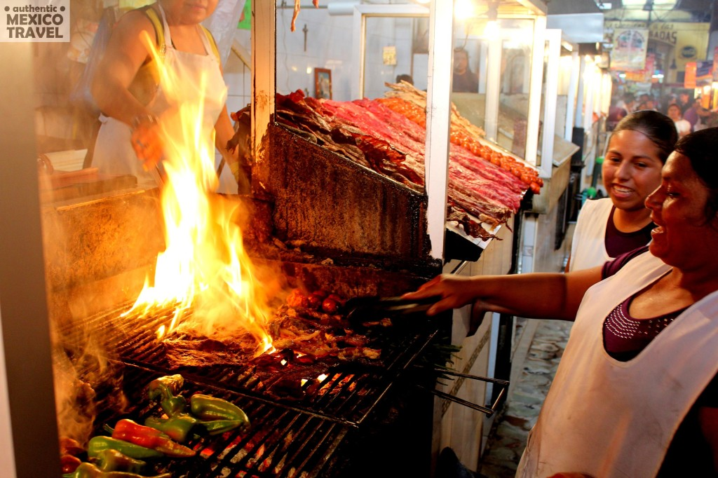 The markets of Oaxaca will be just one part of our 2014 trip to Day of the Dead.