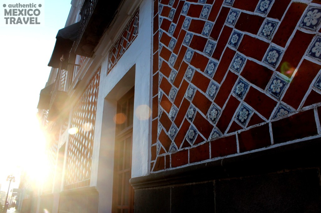 The tiles on the buildings across Puebla City as well as the cobblestone streets lines with balconies give the place a unique- almost Cuban- feel,