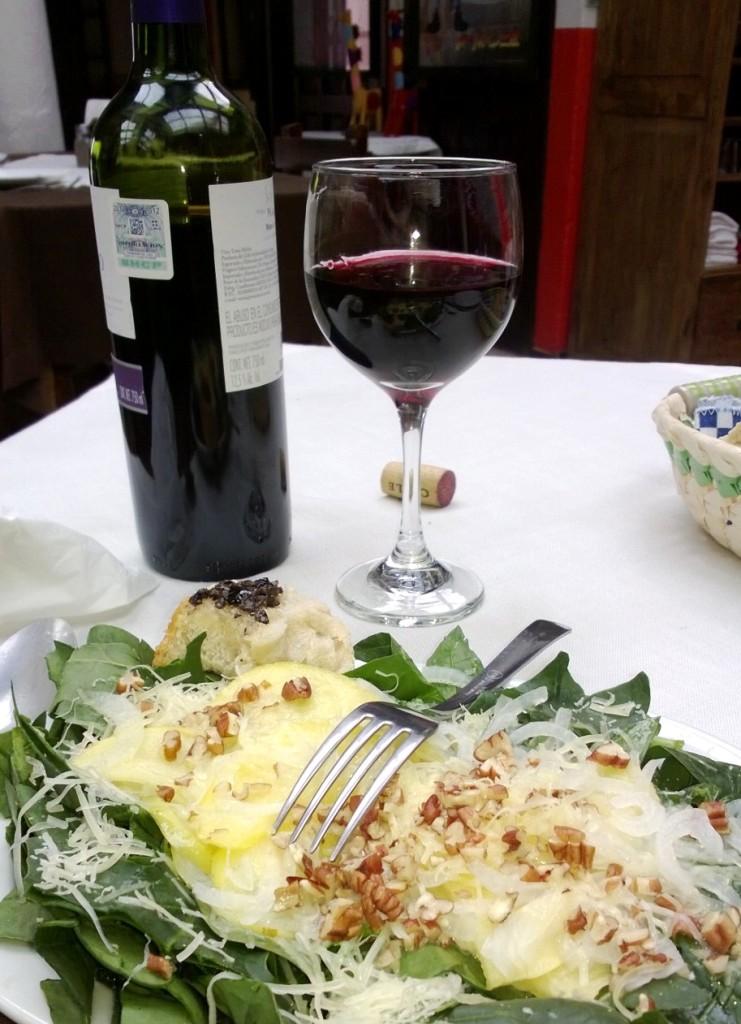 Restaurant in San Cristobal