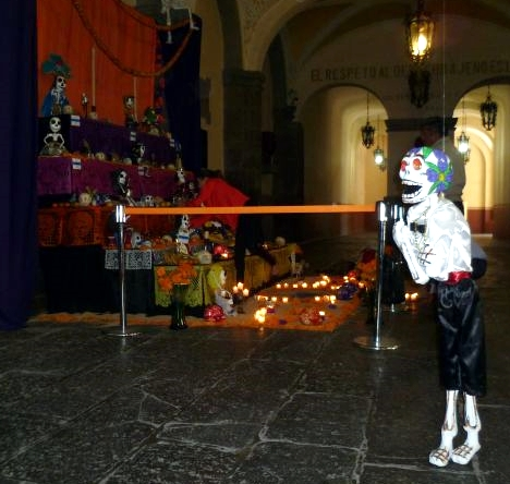 Day of the Dead in Puebla City