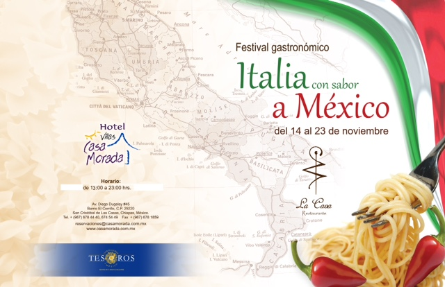 Morada Italian Event