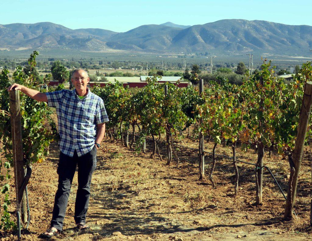 Wine trip to Mexico